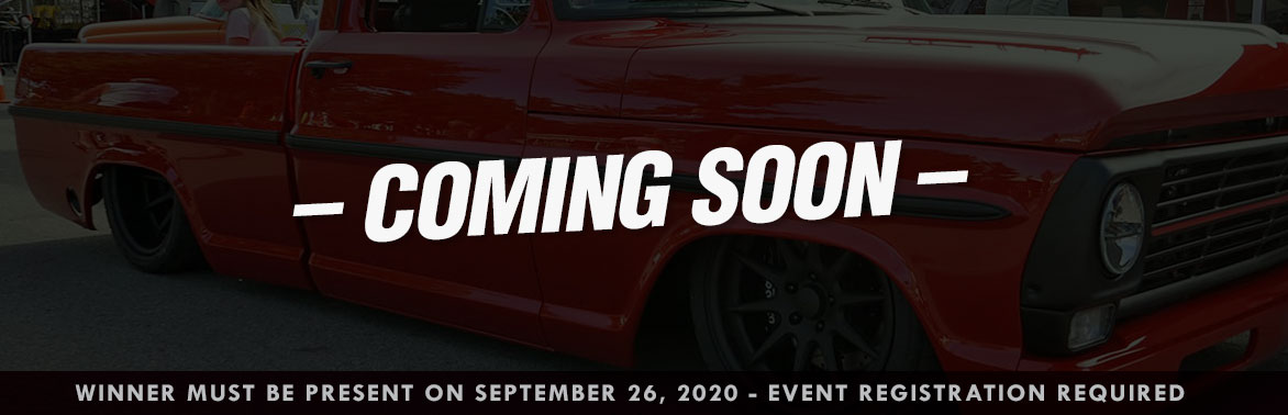 The Ford Truck Nationals Giveaways & Prizes | Ford Truck